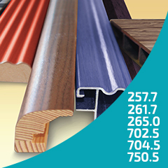 Profile Wrapping Adhesive